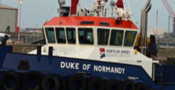 Comm vessels